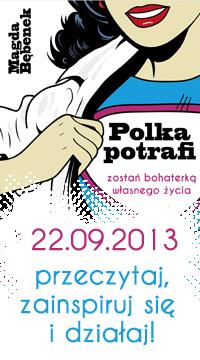 Książka Polka Potrafi – Magda Bębenek